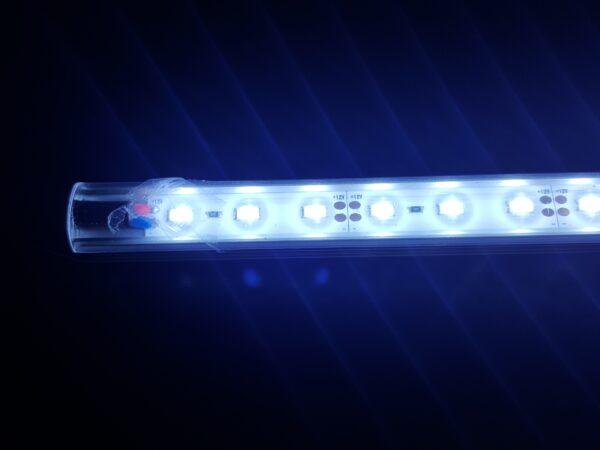 Akvarie led lys 11000 kelvin 70 CM