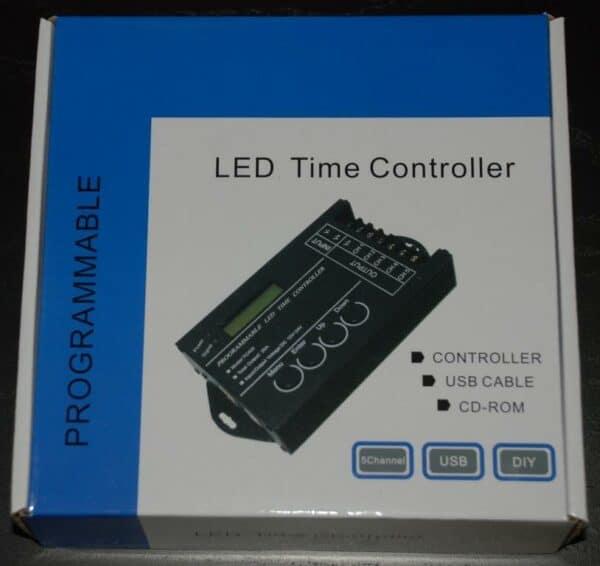 Led controller Programmering af TC420 incl. tc420