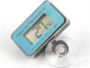 Termometer - ind- og udvendig
