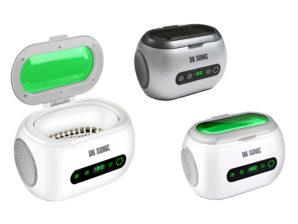 Husholdnings Ultrasonic Cleaner 600 ml