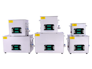 Touch Control Ultrasonic Cleaner PF